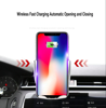 Imagine SMART SENSOR Incarcator car Automatic sensor,fast wireless chargers ,UNIVERSAL  iphone 8/ 8+ /X /Xr /Xs / XsMAX, 7,5W samsung ,s8/s8+/s9/s9+/note8/note9 10W + Incarcator fast Auto 2usb 9V/3.1A