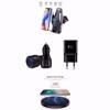 Imagine Set 4 buc : Incarcator car Automatic SMART sensor,fast wireless chargers universal, galaxy s8,s8+,s9,s9+,note8,9,p20pro,mate20pro+Incarcator Wireless Fast Charging Pad, +Incarcator retea Samsung Fast Charger, +Incarcator auto Fast 9v/3.1