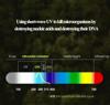 Imagine Geanta de dezinfectare UV, NEGRU  ,Sterilizator pentru masti KN95