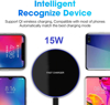 Imagine Incarcator wireless fast charge 15W,,Ultra Slim 15W +Incarcator FAST Chargers 18W/3.0 -pentru samsung S20/20ULTRA/S20PLUS