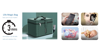 Imagine Geanta De Dezinfectare 12 UVC LED , VERDE INCHIS  ,Sterilizator Pentru Masti KN95,