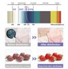 Imagine Geanta De Dezinfectare 12 UVC LED ,ROZ FUCSIA   ,Sterilizator Pentru Masti KN95