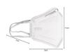 Imagine Set 10  buc masca pentru copii e-smartgadget KN95 FFP2 alb plus 1 buc cutie portabile pentru depozitare