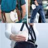 Imagine Set 10 bucati Masca de protectie KN95 FFP2 plus 4 bucati cutii portabile pentru depozitare ,alb