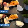 Imagine Set 10 bucati Masca de protectie KN95 FFP2  pentru copii plus 4 bucati cutii portabile pentru depozitare