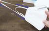 Imagine set 5 buc masca pentru copii e-smartgadget KN95 FFP2 alb
