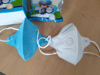 Imagine Masca KN95 FFP2 , pentru copii 5-13  ani set 10 buc,multicolor