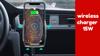 Imagine E-smartgadget ,  Incarcator Auto Wireless  15W,  SUPER FAST CHARGE,  Smart sensor