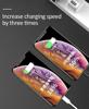 Imagine Set ,Incarcator Fast Charge APPLE  20W pentru iPhone 12,12pro,12 Pro Max +Cablu de date fast charge 2m Type-C-Lightning + Adaptor fast auto 7A